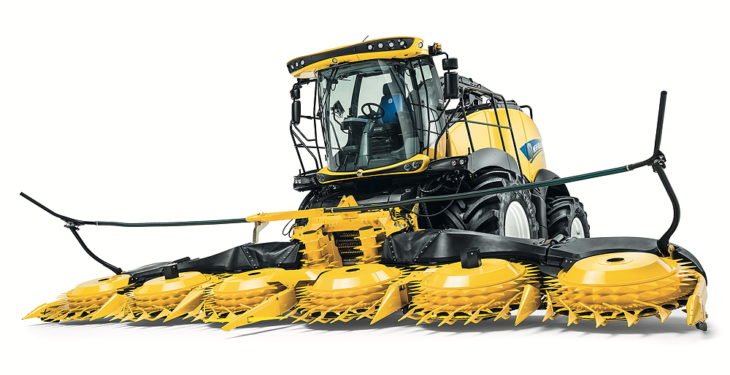 911hp on tap: New flagship forager from New Holland