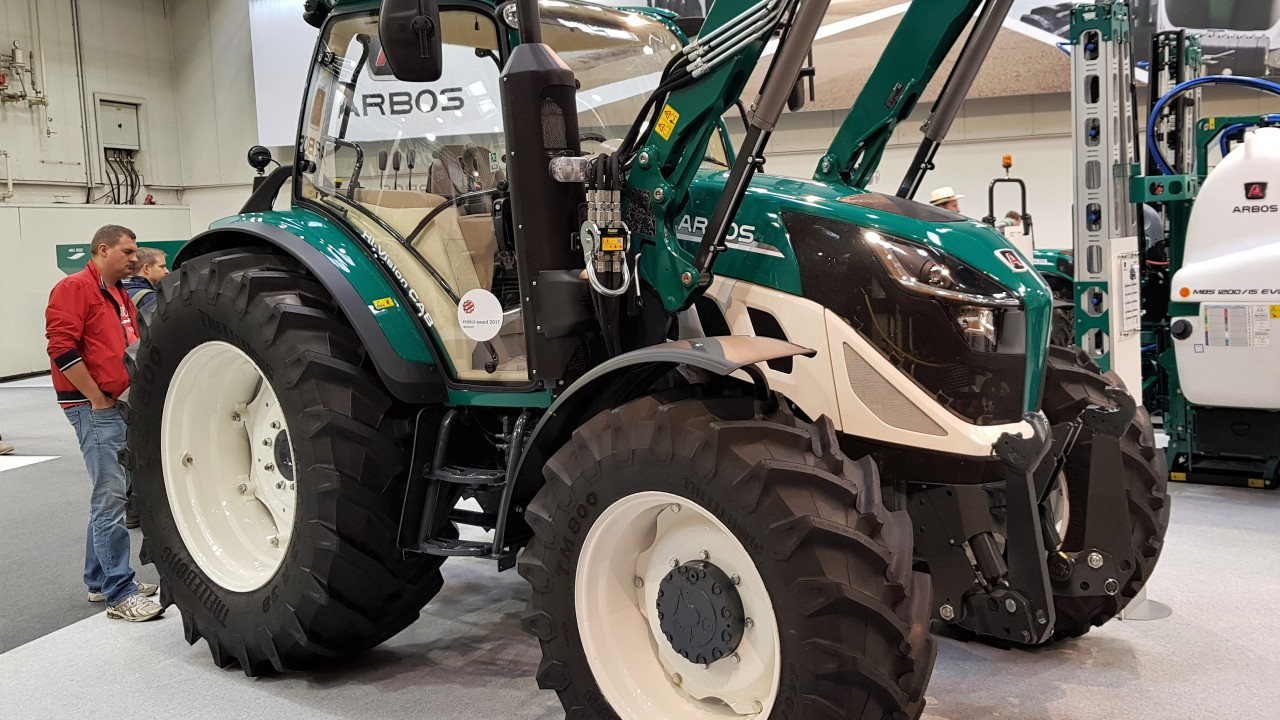 Pics: The Chinese are coming; Agritechnica 2017 is the staging point