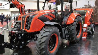 Pics: Check out this 150hp Ursus prototype at Agritechnica 2017