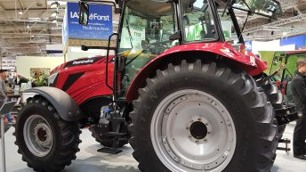Pics: Indian giant makes moves on Europe…at Agritechnica 2017