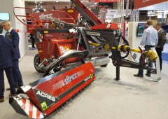 Roscommon man's '3-in-1' machine turns heads at Agritechnica 2017
