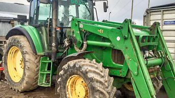 Auction report: Tractors and machinery under the hammer in Portlaoise