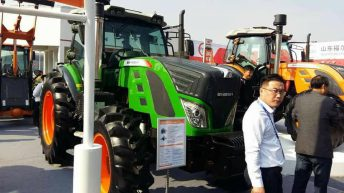 Fancy a Chinese 'Fendt' look-alike?