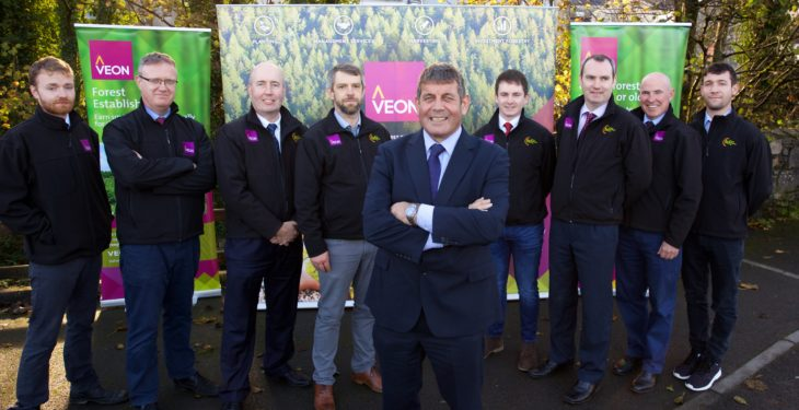 Boost for the north-west as new forestry office opens its doors