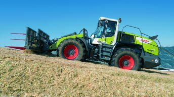 First big Claas loading shovel sold in the UK; is Ireland next?