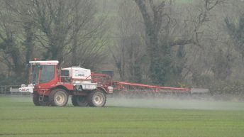 Tillage management: Aphid numbers up but not dramatically