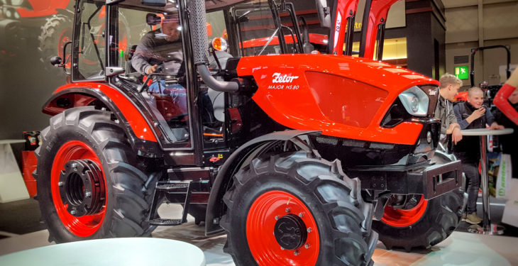 Fancy a Zetor tractor with a sports-car pedigree?