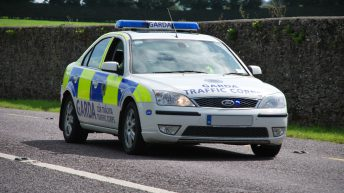 Fatal road collision involving tractor in Cork