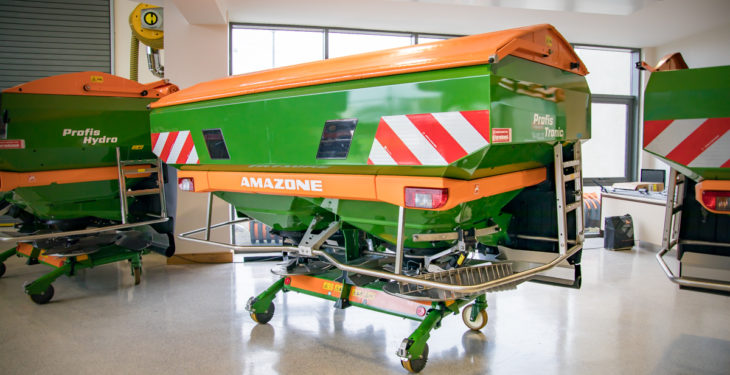The Amazone ZA-V spreader: Everything you need to know