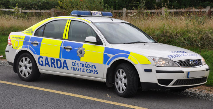 'Driver might get bale': Gardai stop driver with unsecured load