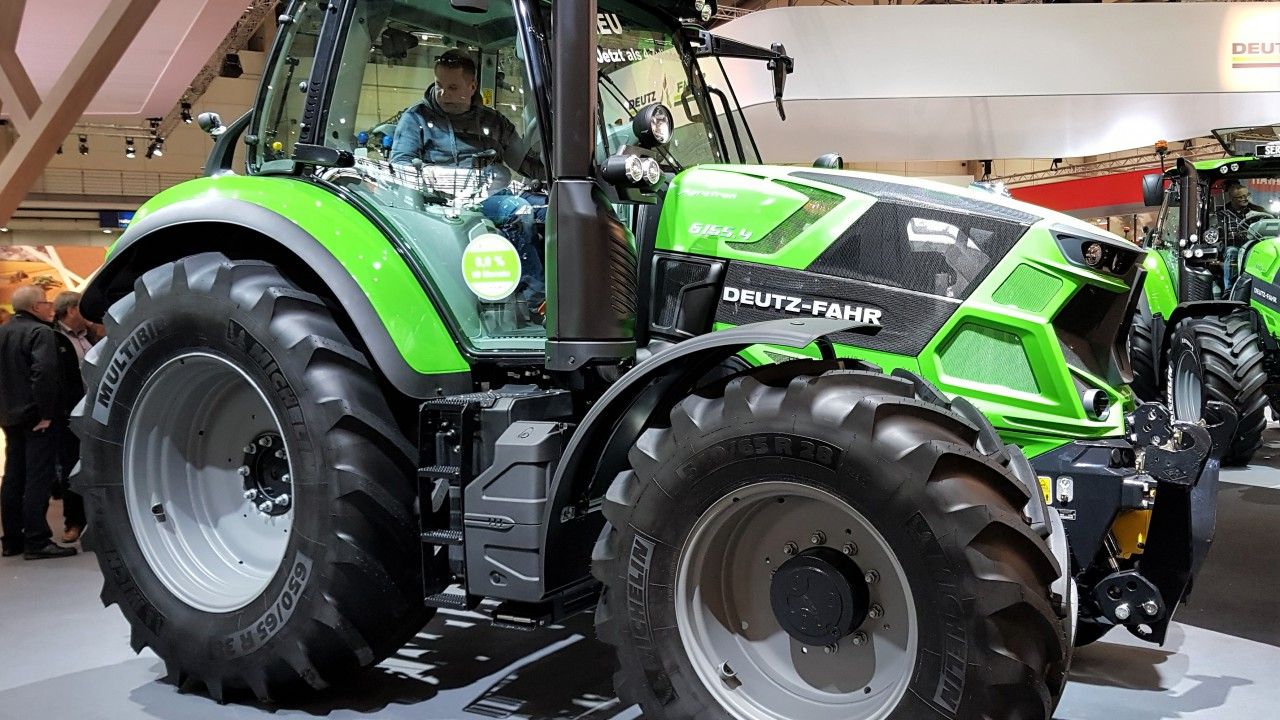 How many tractors have been registered so far in 2021…and where?