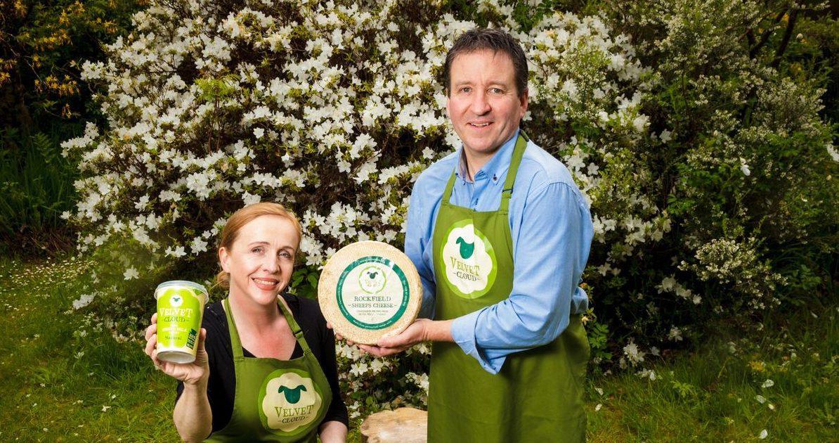 Success written in Michelin stars for Mayo sheep's milk yogurt