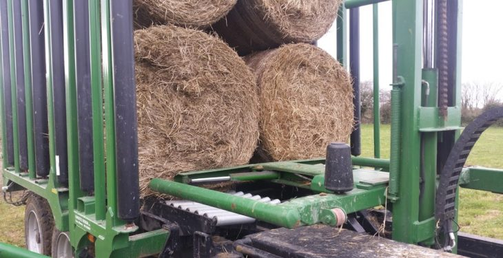 '3,500 bales coming in over the coming days'