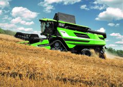 Revamped combine from Deutz-Fahr; is it a contender?