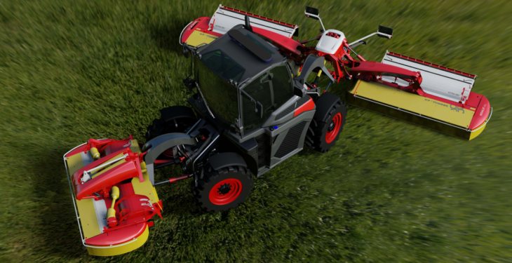 Is this machine the ultimate 'systems tractor'?