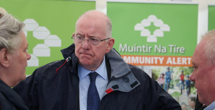 Justice Minister urges community groups to avail of CCTV funding