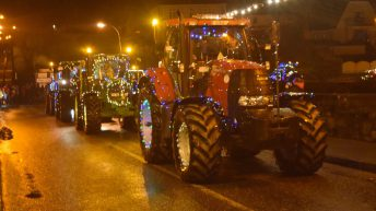 Christmas Tractors event to light up Carrick-on-Suir