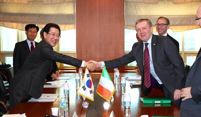 Achieving beef market access to South Korea a 'very high priority'