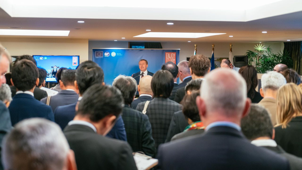 'Ireland will become a major supplier of dairy products to Japan' – Japanese dairy chiefs