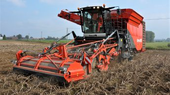 Dewulf partners with 'world's biggest tractor maker – by volume'