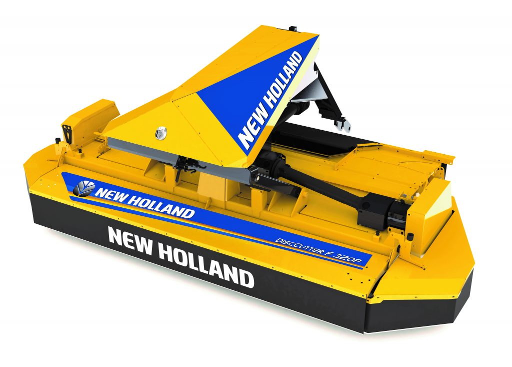 New Holland Kongskilde
