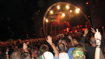 Lands owned by Electric Picnic host feature in new book