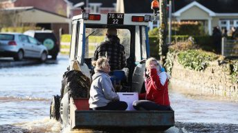 Mountmellick flooding causes hardship for farmers