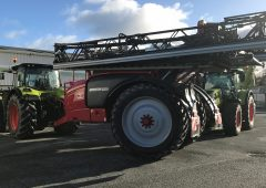 What's the big deal with this Horsch sprayer?