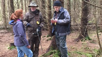 'It would be wonderful to see more women pursuing forestry at third level'