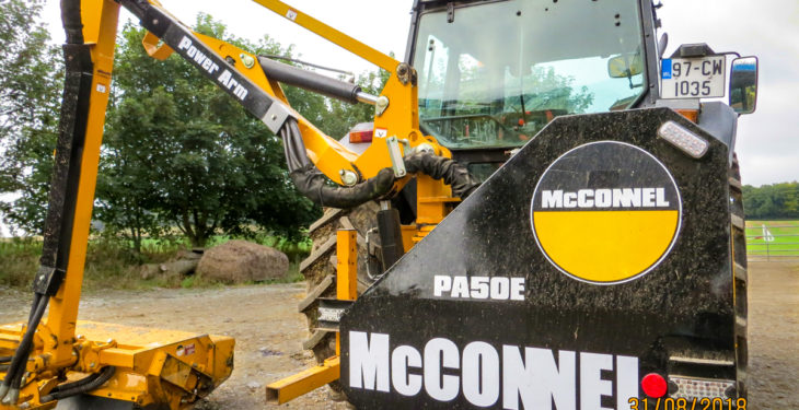 Auction report: Machinery pics and prices from Co. Carlow sale