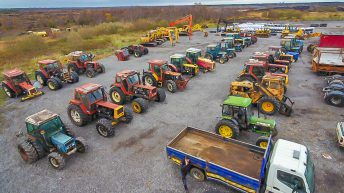 Auction report: Pics and prices from Bord na Mona machinery sale
