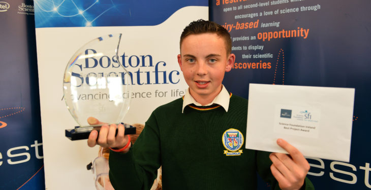Video: Irish students hoping to make it to the global stage with agri-inspired projects