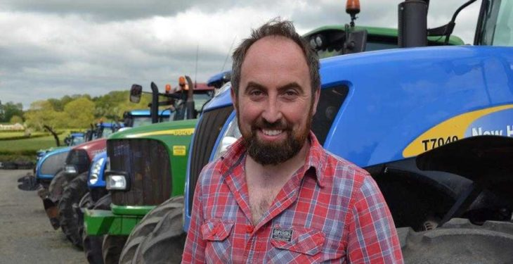 'I don't know how I'll start to rebuild it all' – 'Rare Breed' farmer on devastating inferno