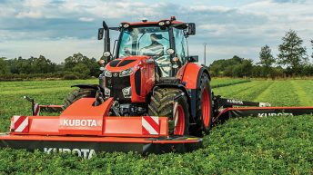 First look: Kubota expected to roll out new, updated 'big' tractors