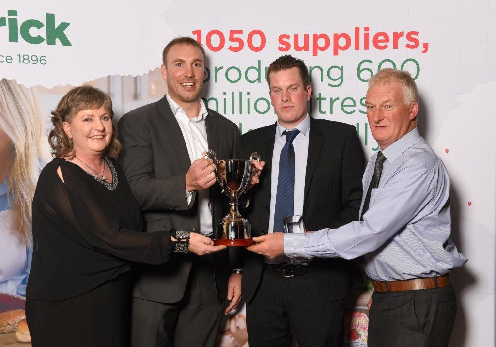 New entrants win big at first LacPatrick Milk Quality Awards