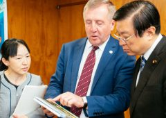 It could take years for Japan and South Korea to deliver on behalf of Food Ireland