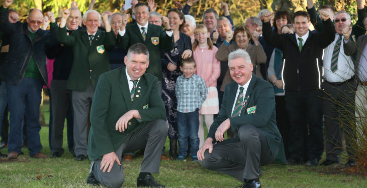 Irish team ready to plough a new furrow in Kenya