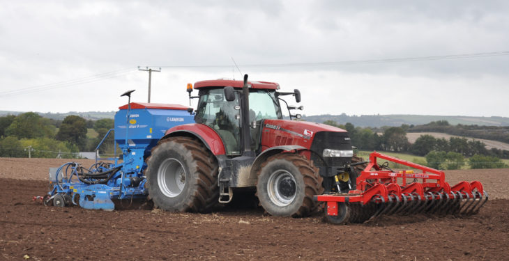 Tillage management: Is your seed drill calibrated correctly?
