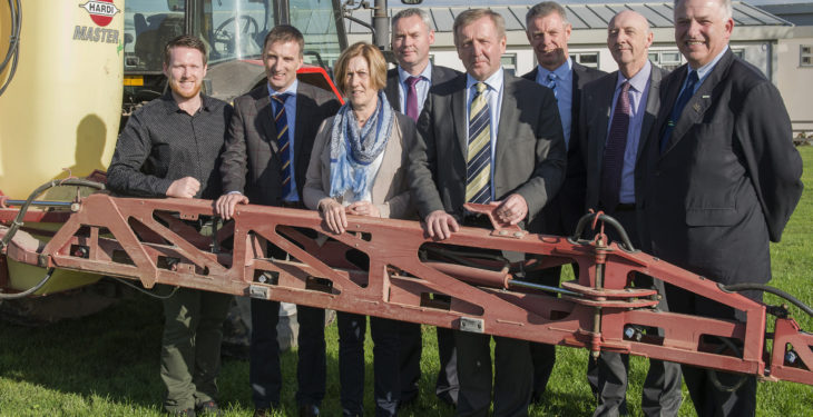 IPM a key component as new grassland pesticide course is launched