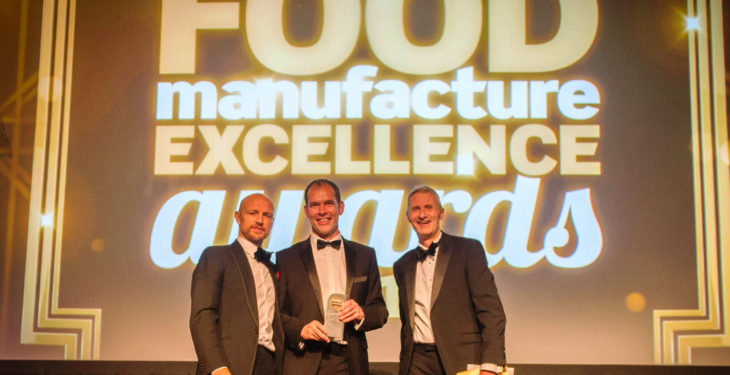 Down bagged salad firm 'top of the crops' at UK Food Manufacture Excellence Awards