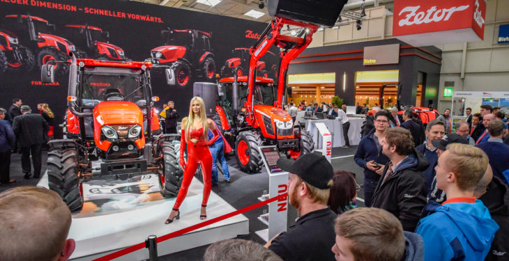 Zetor forges ahead into new world markets; where to next?