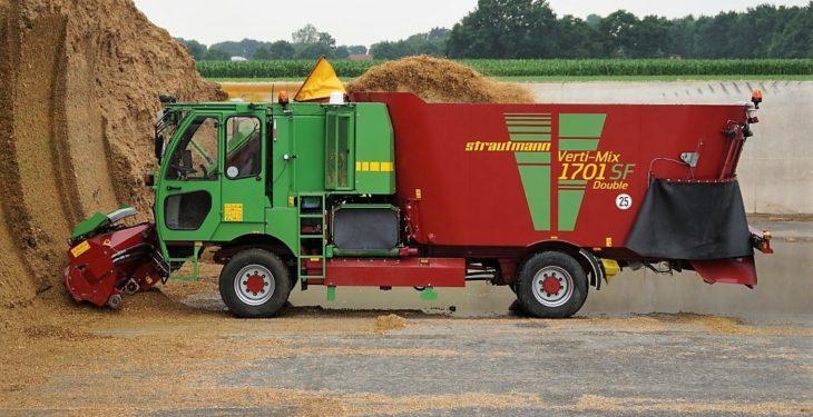A 'world's first' from Strautmann: A diet feeder that needs no driver