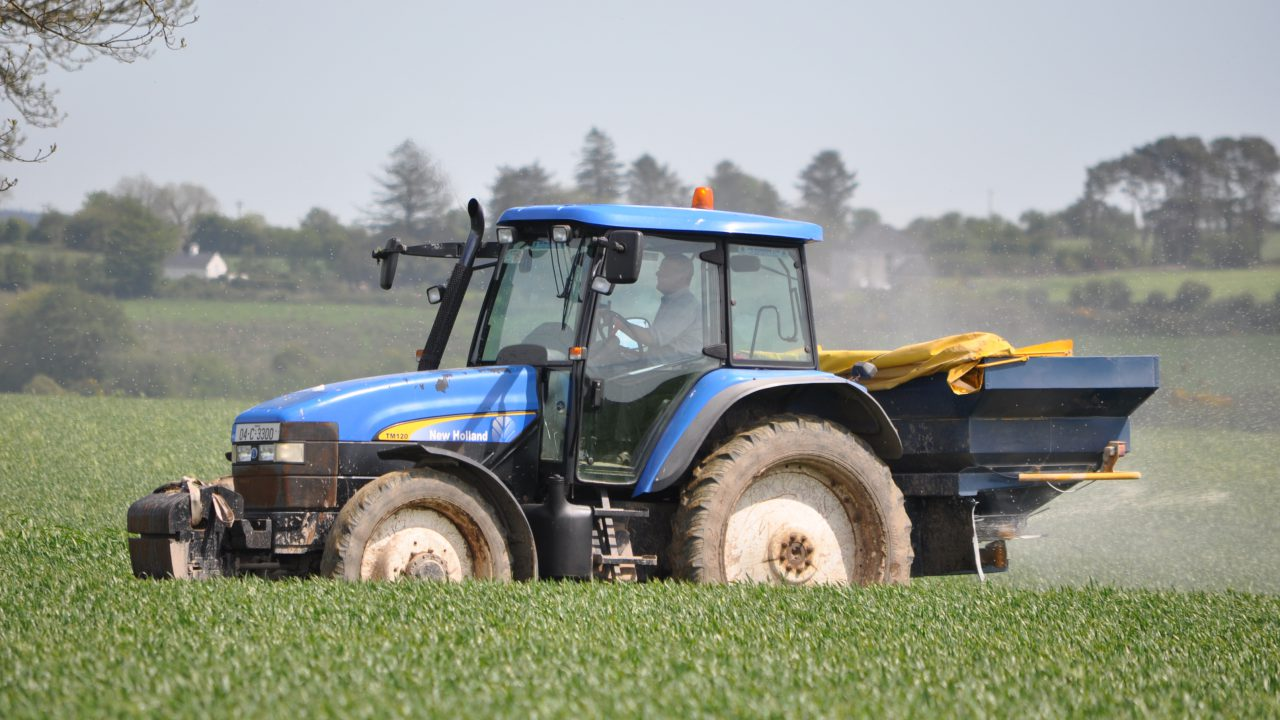 Phosphorus can now be applied in the autumn