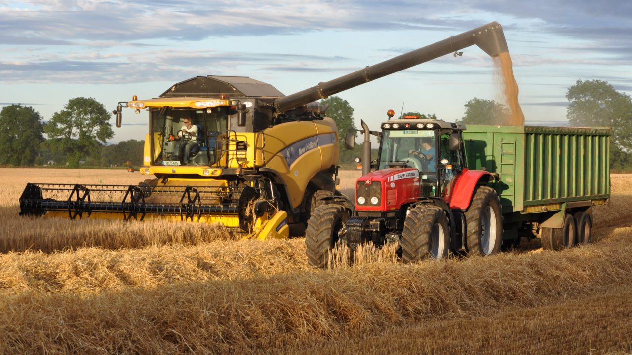 How did the Irish tillage industry fare in 2017?