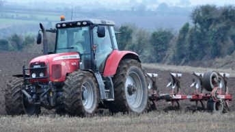 Tillage management: Ploughing…if the weather allows