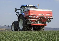Fertiliser prices down dramatically; sales increase