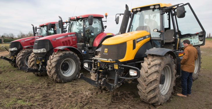 Auction report: Mix of classic and modern tractors under the hammer at 'on-site' sale