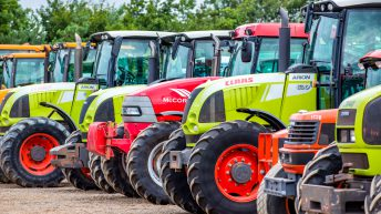 Chart: Which tractor brands are ranked the best…and worst?