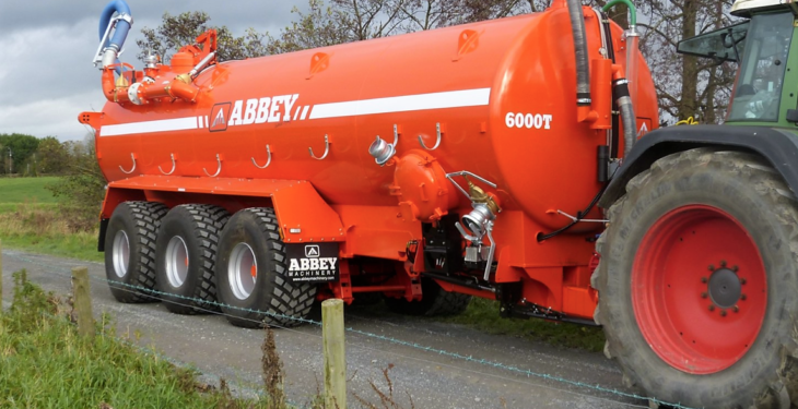 '6,000' new reasons to plumb for a tri-axle Abbey tanker