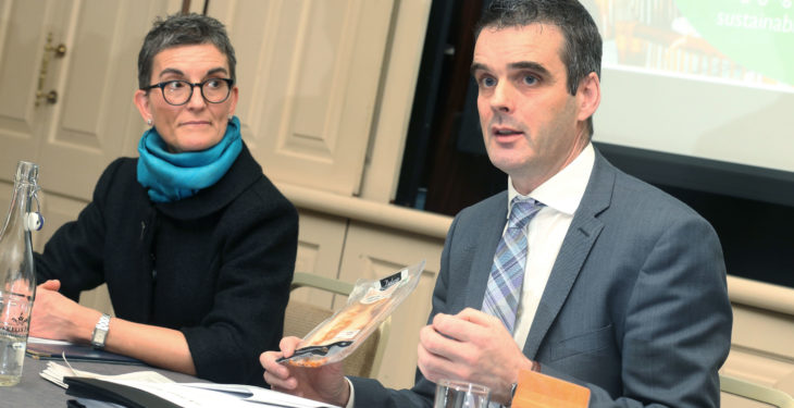 Farm income 'falling significantly behind' other industry averages – IFA